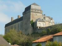Idée de Sortie Rioux Martin Château de Chalais