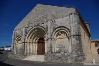 Idée de Sortie Rioux Martin Église Saint-Martial de Chalais