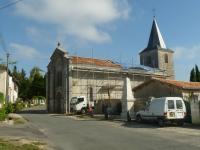 Idée de Sortie Rioux Martin Église Sainte-Marie de Chalais