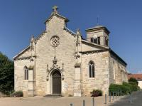 Idée de Sortie Savigneux Eglise de Chaleins