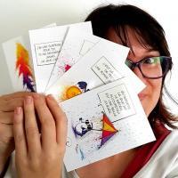 Idée de Sortie Ardeuil et Montfauxelles Cynthia Dormeyer, artiste-peintre