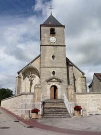 Idée de Sortie Fontette Eglise Saint-Laurent