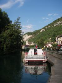 Idée de Sortie Flaxieu Le canal de Savière