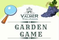 Evenement Tours Garden Gamedans les jardins du Château de Valmer