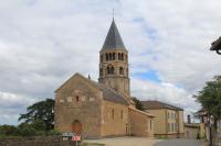 Idée de Sortie Crêches sur Saône Eglise Saint-Pierre et Saint-Paul