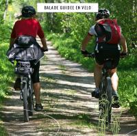 Evenement Picardie Balade guidée à vélo Chantilly et Senlis