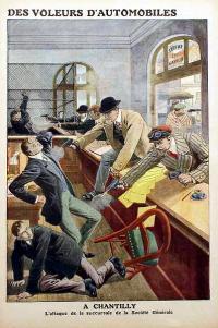 Idée de Sortie Chantilly Visite guidée Haut les mains ! Crimes et bandits  à Chantilly