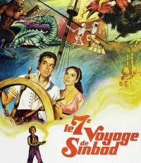 Idée de Sortie Lamorlaye Projection cinéma  Le 7e voyage de Sinbad