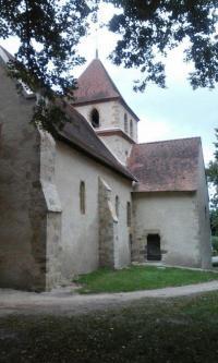 Idée de Sortie Thiel sur Acolin Église Saint-Barthélémy et Saint-Genès