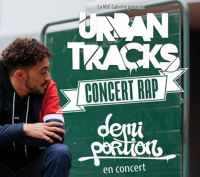 Evenement Poix Terron Concert : Urban Tracks - Demi Portion