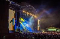 Evenement Lumes Eco Festival Rock : Le Cabaret Vert Face B