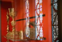 Evenement Thilay VAH Visite guidée Le patrimoine à la loupe Le Trésor d'art sacré des Ardennes