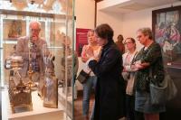 Evenement Vivier au Court Visite guidée de la Basilique de Mézières, ses vitraux et son trésor d'art sacré