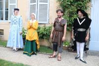 Evenement Bonnat Visite théâtralisée Quatre saisons sur la terre de Chassignolles