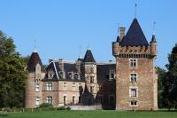 Idée de Sortie Saint Didier d'Aussiat Château de Loriol