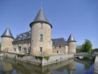 Idée de Sortie Chassenon Chateau de Rochebrune