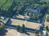 Idée de Sortie Vienne Château de Scorbé-Clairvaux