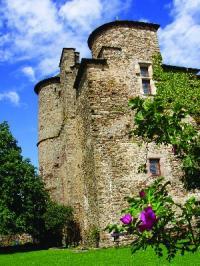 Idée de Sortie Lédergues Château de Taurines