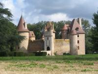 Idée de Sortie Vaumas Château de Thoury