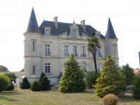 Idée de Sortie Saint Georges d'Oléron Château Fournier