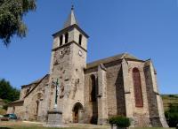 Idée de Sortie Jabrun Eglise Saint-Martin Saint-Blaise
