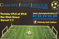 Idée de Sortie Pierremande Chauny Foot Indoor