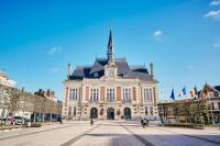 Idée de Sortie Caumont JOURNEES EUROPEENNES DU PATRIMOINE : DECOUVERTE DES PRINCIPALES PLACES DE LA VILLE DE CHAUNY