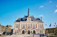Idée de Sortie Pierremande Rallye découverte - Art déco à Chauny