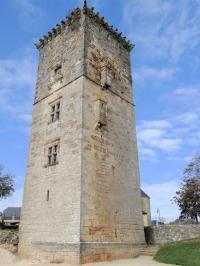 Idée de Sortie Saint Cernin de Larche La tour de Chavagnac