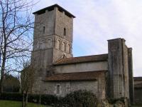 Idée de Sortie Bunzac Église Saint-Paul