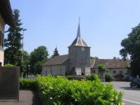 Idée de Sortie Injoux Génissiat Eglise de Chêne en Semine