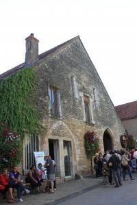 Idée de Sortie Chenôve Pressoirs des ducs de Bourgogne