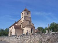 Idée de Sortie Salornay sur Guye Eglise Saint-Martin
