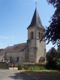 Idée de Sortie Saint Bonnet de Joux Eglise Saint-Antoine