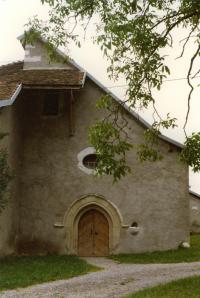 Idée de Sortie Valleiry Eglise de Chevrier