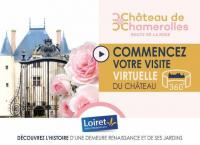 Visite virtuelle du Chateau de Chamerolles Attray
