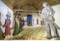Evenement Centre Exposition Mythes et légendes à la Forteresse royale de Chinon
