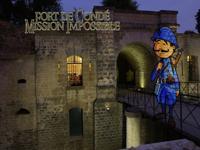 Idée de Sortie Augy Visite audio-guidée : fort de Condé, mission impossible