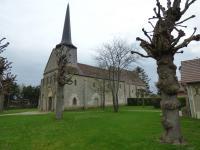 Idée de Sortie Saugy Eglise Saint-Martin