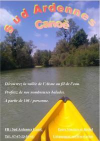 Idée de Sortie Voncq Sud Ardennes Canoë
