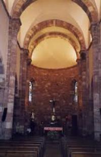 Idée de Sortie Valady Eglise romane Saint-Blaise de Clairvaux
