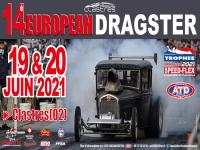 Evenement Travecy 14e European Dragster - Clastres Dragway