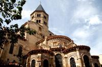 Idée de Sortie Clermont Ferrand Basilique Notre-Dame-du-Port