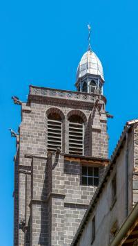 Idée de Sortie Clermont Ferrand Église notre-dame-de-prospérité