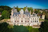 Chateau de Montigny-le-Gannelon Morée