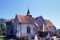 Idée de Sortie Coclois Eglise de Cloclois