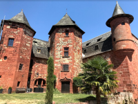 Idée de Sortie Jugeals Nazareth Visite aux flambeaux de Collonges-la-Rouge et du Castel de Vassinhac