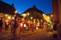 Idée de Sortie Branceilles Visite Nocturne aux Flambeaux de Collonges-La-Rouge