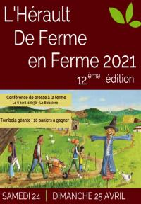 Evenement Hérault L'HÉRAULT DE FERME EN FERME !
