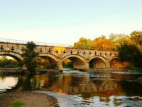 Idée de Sortie La Celette Pont-canal de la Tranchasse